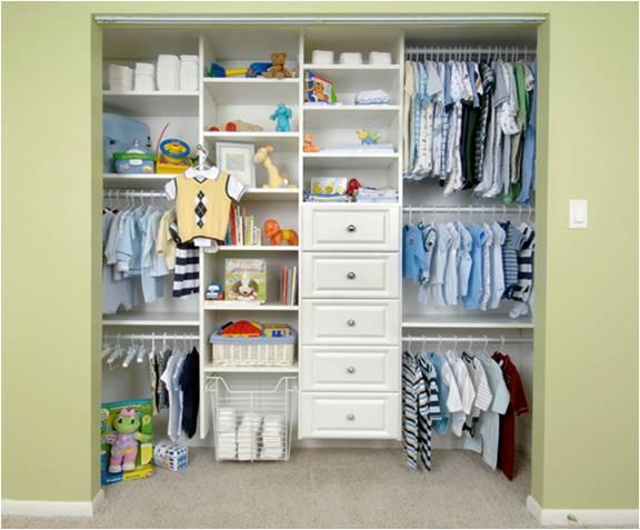 Chicagoland custom closets reach walk in - Clothing storage solutions for small spaces model ...