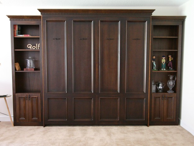 » Download King Size Murphy Beds PDF king bookcase ...