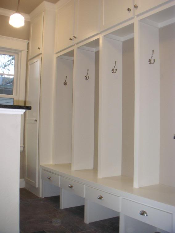 Chicagoland Custom Closets Mud Rooms