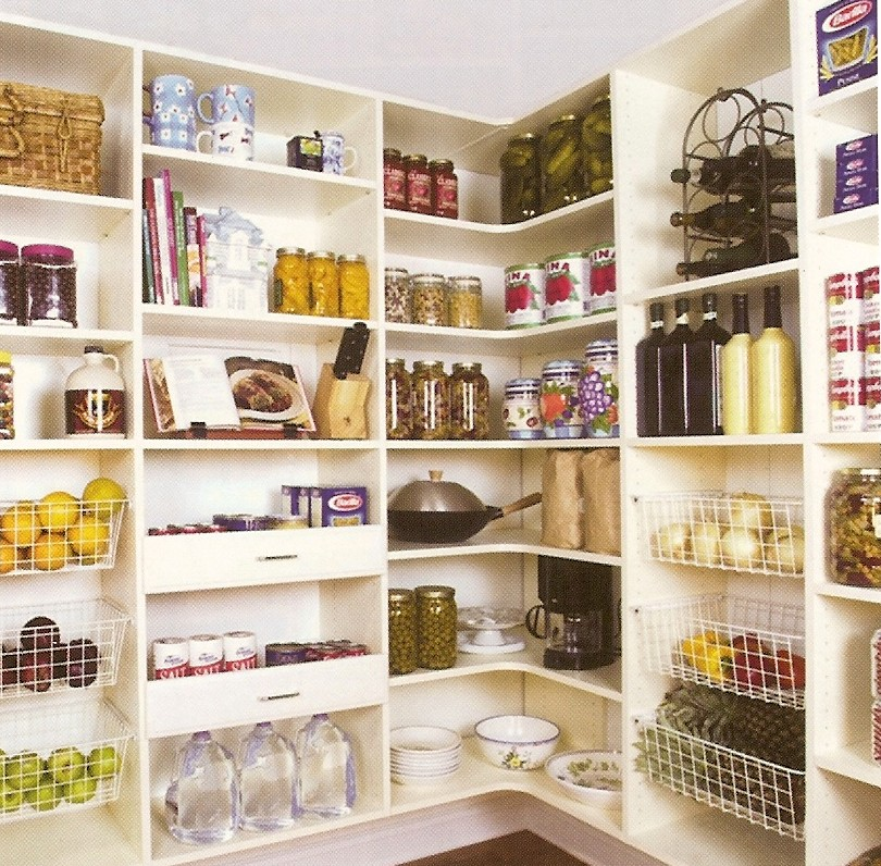 pantry products will ensure the custom pantry design we produce for