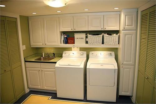 laundry room cabinets cabinetry - home decoration ideas Inexpensive Laundry Room Cabinets