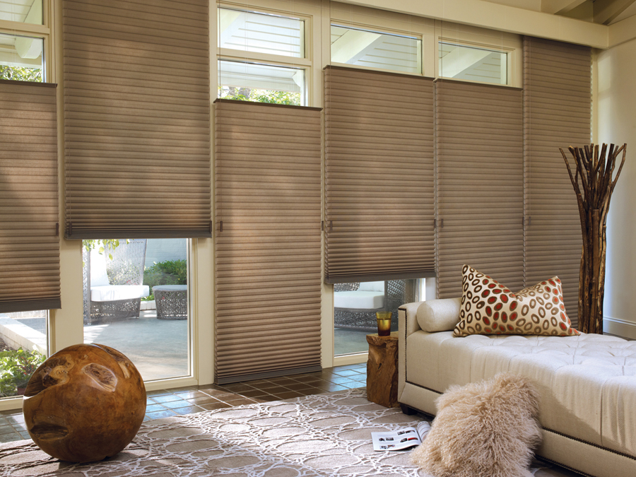 Honeycomb Shades Chicagoland Custom Closets